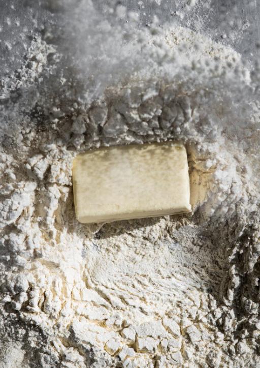 beurre dans farine maison lescure