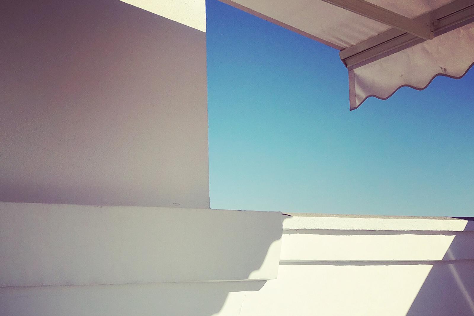 photo balcon ciel